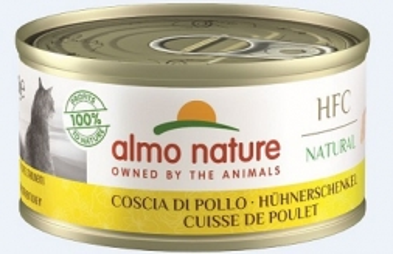 Almo Nature Legend - Hühnerschenkel 70g (Menge: 24 je Bestelleinheit)