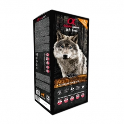 alpha spirit Complete Dog Food Multiprotein 9kg