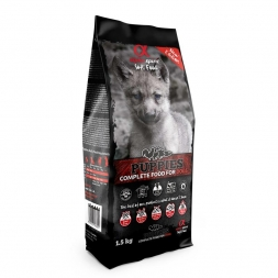alpha spirit Complete Dog Food Puppies 1,5kg