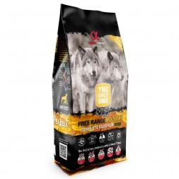alpha spirit Dog The Only One Freiland-Geflügel 12kg