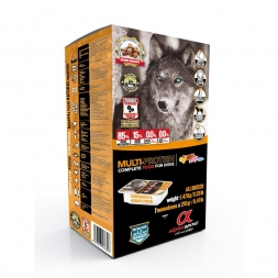 alpha spirit Complete Dog Food Multi Protein 1,47kg
