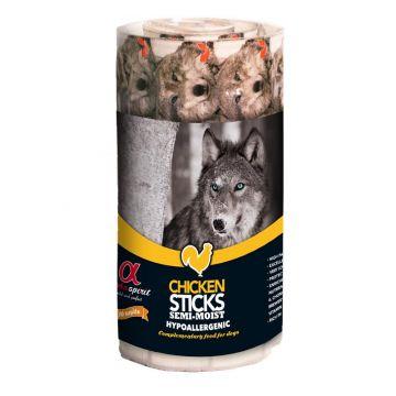 alpha spirit Dog Ristra Stick Huhn 16er Pack (Menge: 12 je Bestelleinheit)