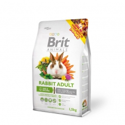 Brit Animals Rabbit Adult Complete 1,5 kg