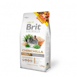 Brit Animals Chinchilla Complete 1,5 kg