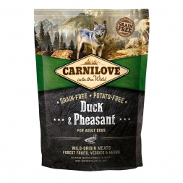 Carnilove Dog Adult - Duck & Pheasant 1,5 kg