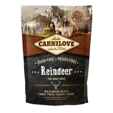 Carnilove Dog Adult - Reindeer 1,5 kg