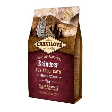 Carnilove Cat Adult - Reindeer 2 kg
