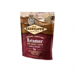Carnilove Cat Adult - Reindeer 400 g