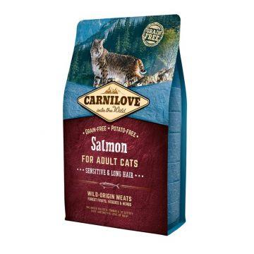 Carnilove Cat Adult - Salmon 2 kg