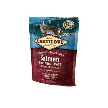 Carnilove Cat Adult - Salmon 400 g