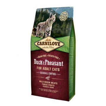 Carnilove Cat Adult - Duck & Pheasant 6 kg