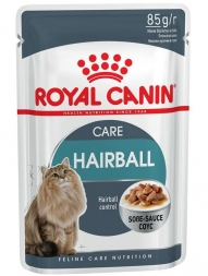Royal Canin Feline Multipack Hairball Care in Sosse 12x85g