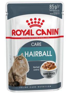 Royal Canin Feline Multipack Hairball Care in Sosse 12x85g
