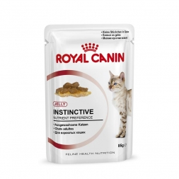 Royal Canin Frischebeutel Instinctive in Gelee Multipack 12x85g