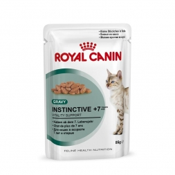 Royal Canin Frischebeutel Instinctive +7 in Sosse Multipack 12x85g