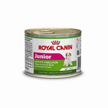 Royal Canin Dose Mini Junior 195g (Menge: 12 je Bestelleinheit)