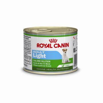 Royal Canin Dose Mini Adult Light 195g (Menge: 12 je Bestelleinheit)