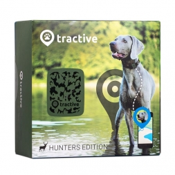 TRACTIVE GPS Tracker Hunters Edition