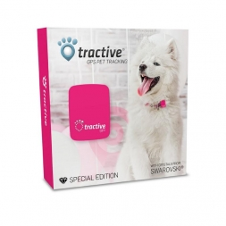 TRACTIVE GPS Pink Edition