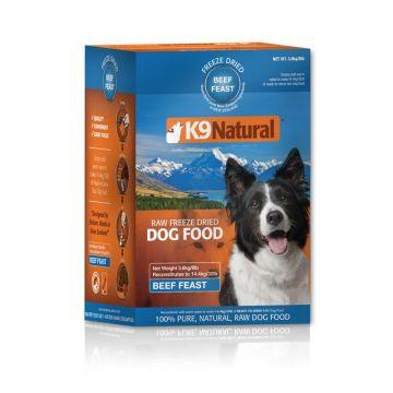 K9 Natural Beef Gourmet 3,6kg